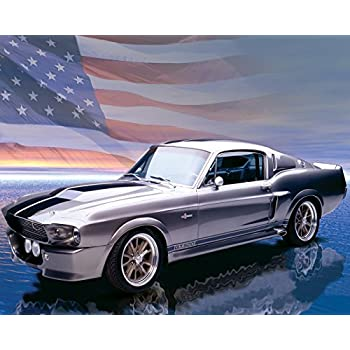 Amazon Com Ford Mustang Gt500 American Muscle Sports Car