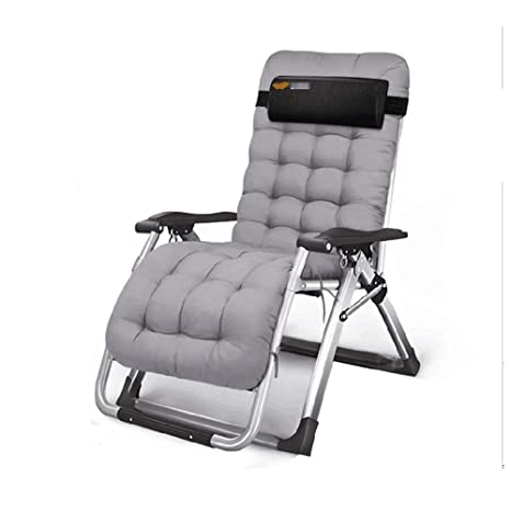 Amazon.com: Deck Chair, Zero Gravity Lawn Chair Folding ...