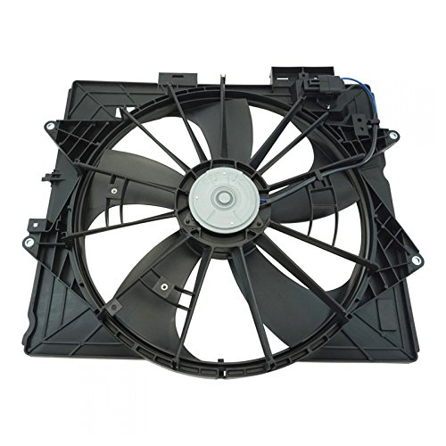 Engine Radiator Cooling Fan Assembly for Cadillac CTS SRX STS Brand