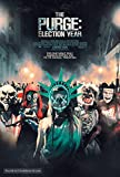 The Purge Election Year Movie Poster Limited Print Photo Frank Grillo Size 16x20 #1