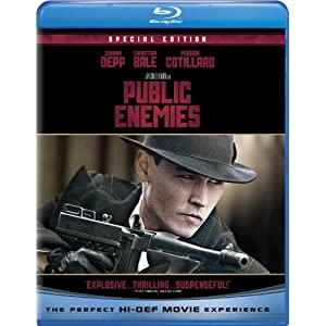 Public Enemies [Blu-ray] (2009)
