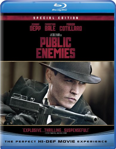 Public Enemies - Special Edition [Blu-ray]