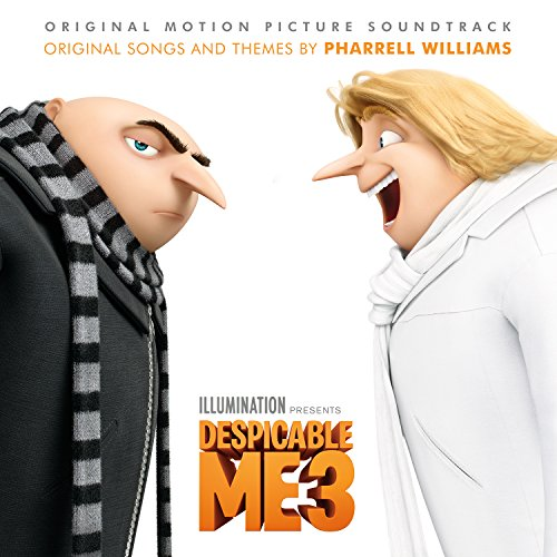 Despicable Me 3 (Original Motion Picture Soundtrack)