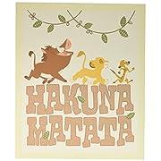 Disney Lion King  Hakuna Matata  Wall Art