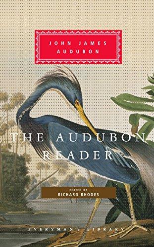 (The Audubon Reader (Everyman's Library))