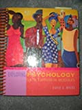 Modular Exploring Psychology, Myers, David G., 0716763850