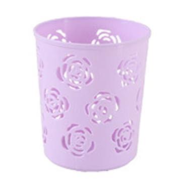 Skareop Estuche para lápices con diseño de rosas huecas para ...