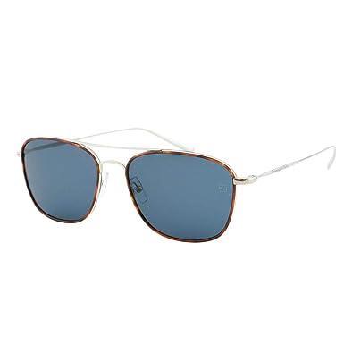 Amazon.com: Ermenegildo Zegna EZ0052 - Gafas de sol ...
