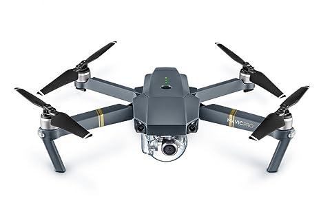 DJI Mavic Pro Quadcopter Drone (sin mando a distancia), 1 batería ...