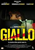 Giallo Poster Movie Italian 11 x 17 Inches - 28cm x 44cm Adrien Brody Emmanuelle Seigner Elsa Pataky Robert Miano