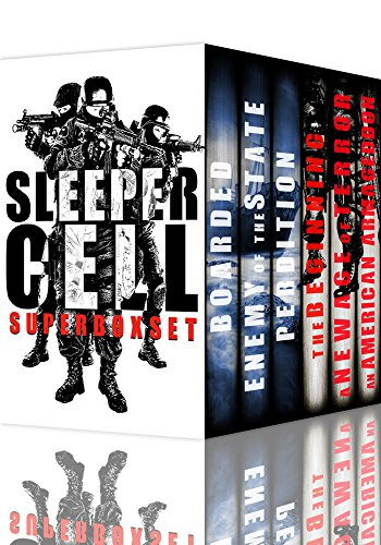 Sleeper Cell Super Boxset by [Hayden, Roger, Hunt, James]