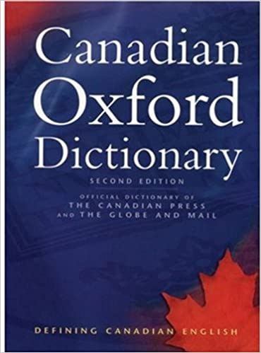 Amazon canadian oxford dictionary 9780195418163 katherine canadian oxford dictionary 2nd edition fandeluxe Images