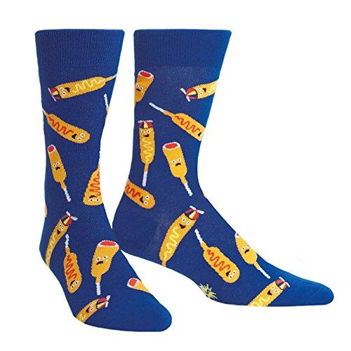 Sock It to Me, Mens Crew, Food (Men's Crew: You're So Corny)