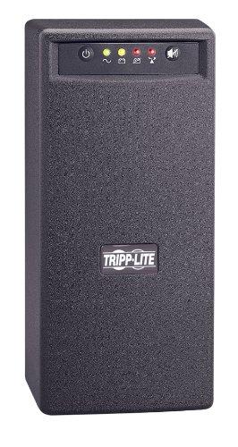 Tripp Lite 800VA UPS Backup, 475W Line-Interactive AVR, Tower, USB (OMNIVS800) by Tripp Lite