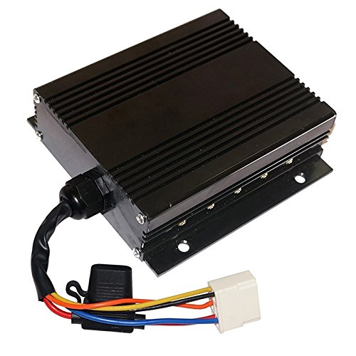 One Golf Cart DC Converter 36V - 60V to 12V Step Down Reducer 30A