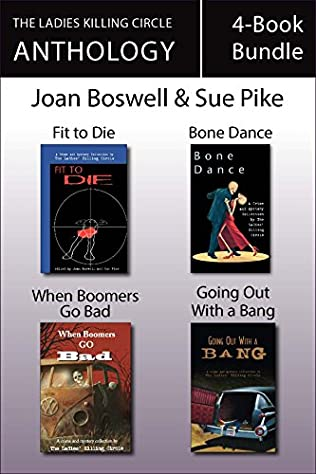 book cover of Fit to Die / Bone Dance / When Boomers Go Bad / Going Out With a Bang
