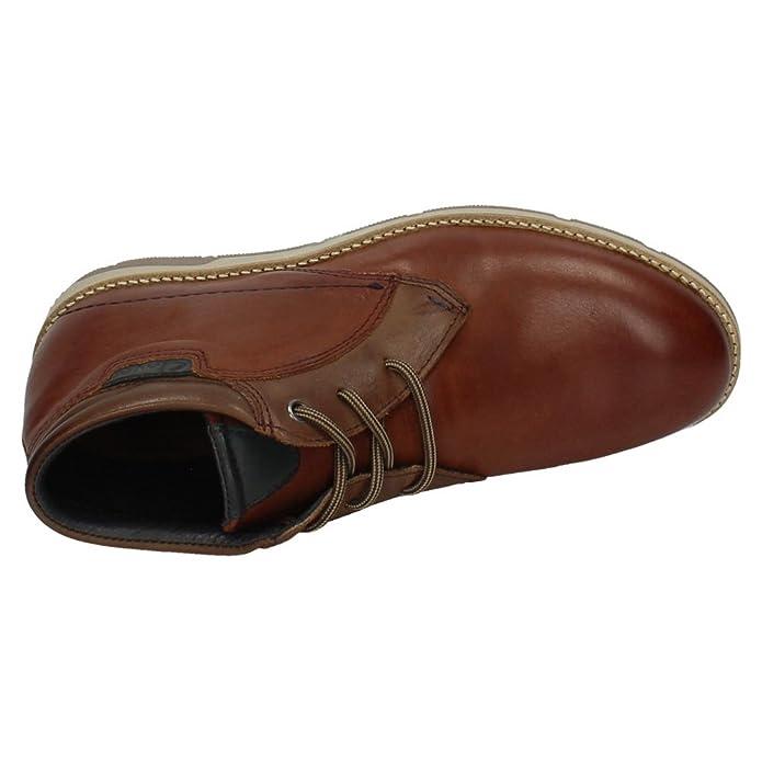 ZAPATOP 1302 BOTÍN Rodeo Setter Hombre Botas-Botines MARRÓN 39: Amazon.es: Zapatos y complementos