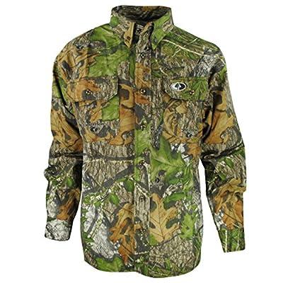Mossy Oak Cotton Mill Hunt Shirt - Obsession