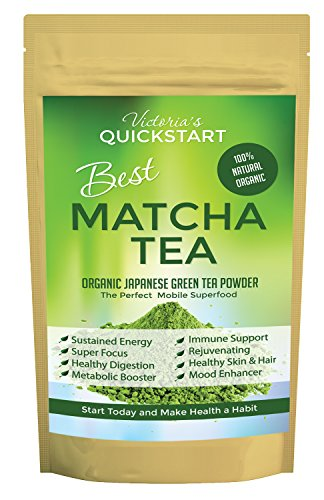 Amazon Com Best Matcha Tea Powder Fat Burner Flow State Energy