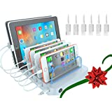 Hercules Tuff - Choose Your Cables - Charging Station for Multiple Devices - | Phone | pad | Tablets