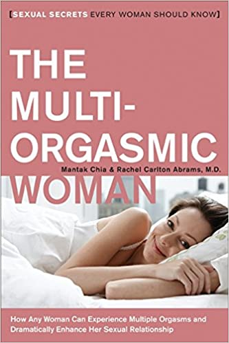 Female multiple orgasm technique