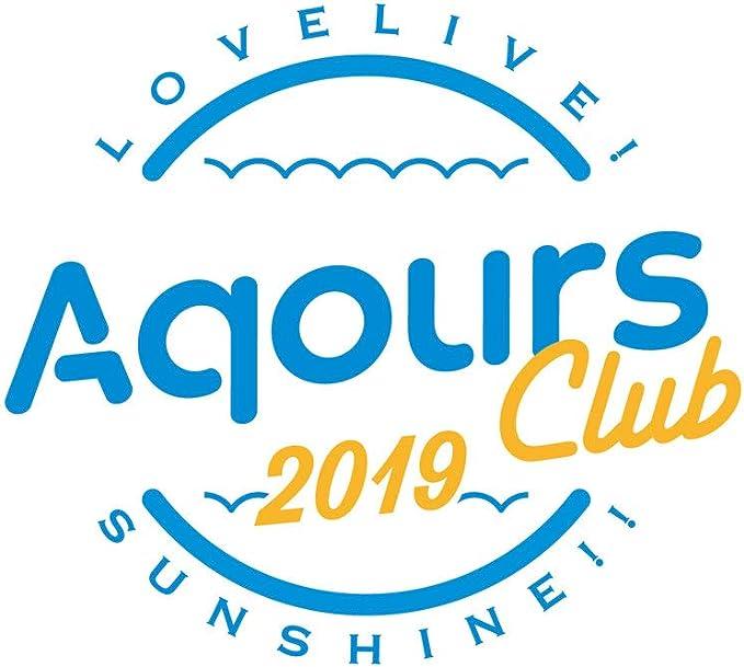 ラブライブ! サンシャイン!! Aqours CLUB CD SET 2019 PLATINUM EDITION (初回生産限定盤) CD+DVD, シングル, 限定版, マキシ