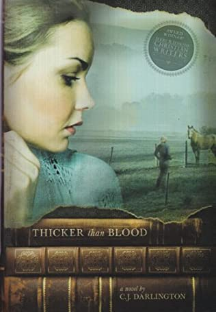 book cover of Thicker Than Blood