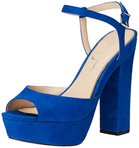 Electric Lorinna Jessica Heeled Simpson Suede Sandal Women's rE8qXcF8