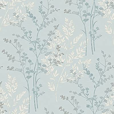 arthouse imagine fern teal motif vinyl