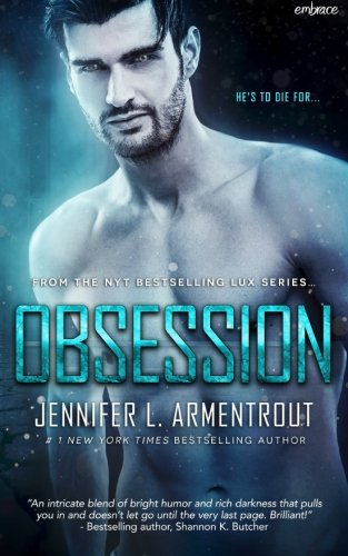book cover of Obsession