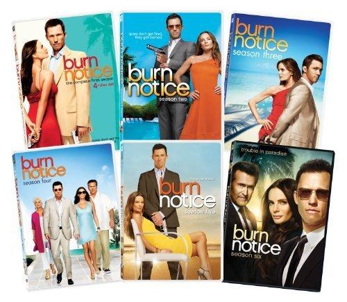 Burn Notice: Season 1-6 Collection by 20th Century Fox