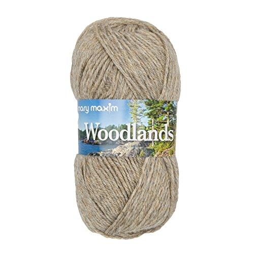 4 Ply Worsted Yarn - Mary Maxim Woodlands Yarn