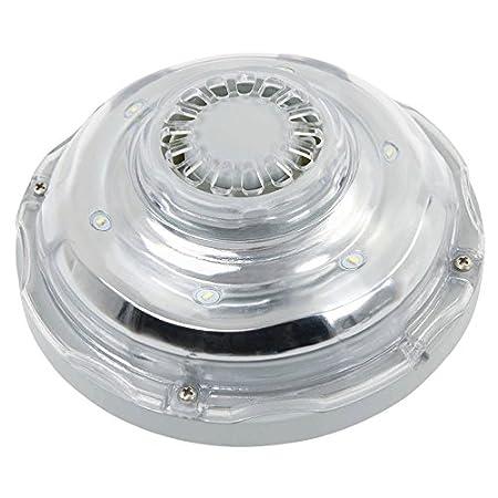 Intex 28691 - Luz led piscinas color blanca, conexión 32 mm y 0.8w ...