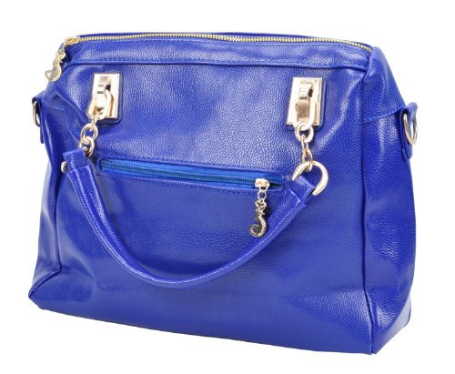 Handles Zipper Clear Cute and Closure w Tote Simplicity Double 25 and Bag xq4CYvSS