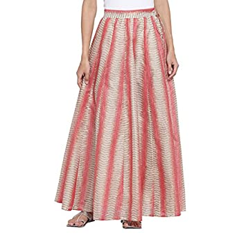 91d4051df Akkriti By Pantaloons Women's Polyester Flared Skirt: Amazon.in ...