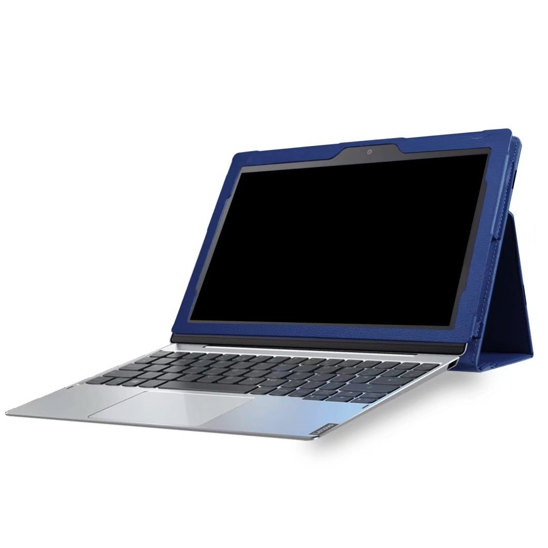 MaxKu Funda para Lenovo Miix 320, Ultra Ligera, Slim Smart Protectora Case para Lenovo Miix 320-Azul: Amazon.es: Electrónica