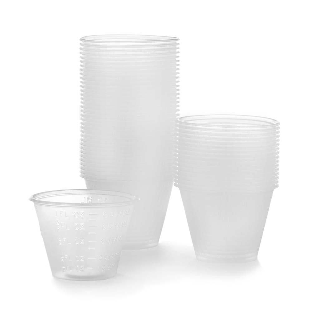 plastic craft mixing cups