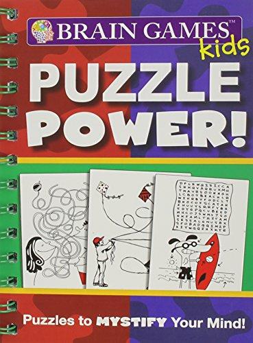 (Brain Games Kids Puzzle Power!)