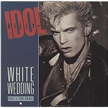 White Wedding - Black Vinyl