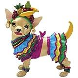 Aye Chihuahua Chi Chi Miranda Figurine