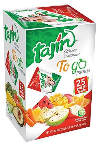 Tajin Classico Seasoning Packets Sachets