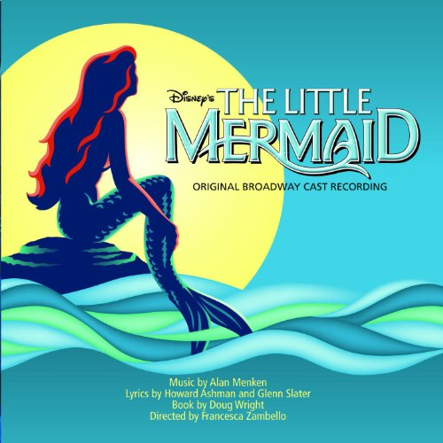 Image result for little mermaid broadway soundtrack