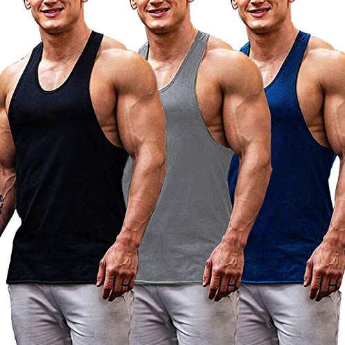 COOFANDY Men's 3 Pack