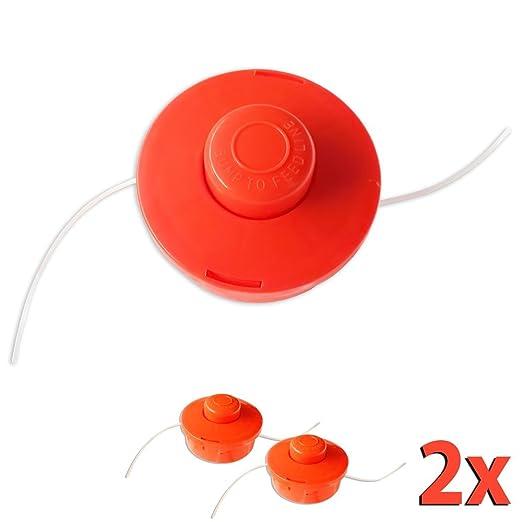 Nemaxx 2X FS1 Cabezal de Doble Hilo semiautomático - Cabezal de ...