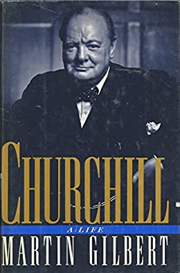Churchill: A Life cover