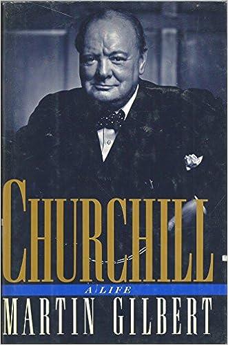 best biography books : Churchill: A Life