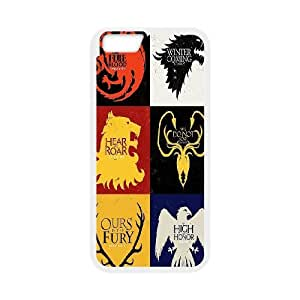 "FOR Apple Iphone 6,4.7"" screen Cases -(DXJ PHONE CASE)-I'm a Khaleesi -Game Of Thrones-PATTERN 12"