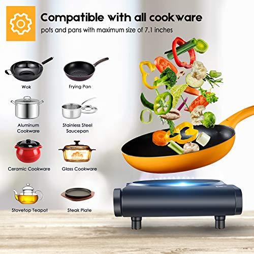 Buy electric single burner hot plate