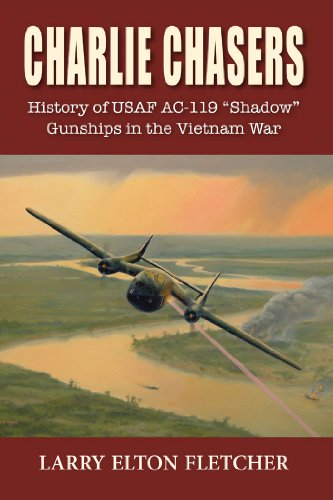 Charlie Chasers: History of USAF AC-119 (119s)