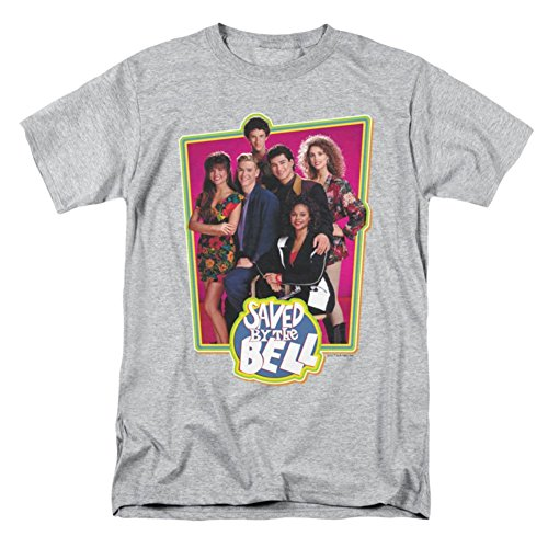Saved by the Bell - Cast Men's T-Shirt